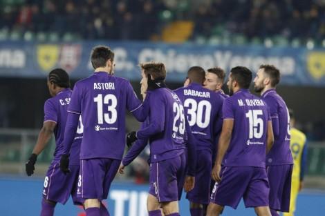 Chievo Verona vs Fiorentina