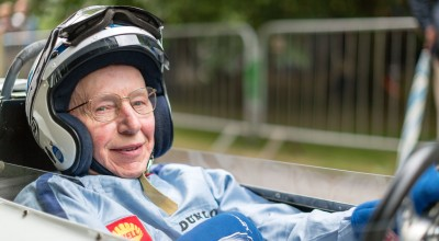 From the Day 1 Festival of Speed hosted at Goodwood, Chichester, West Sussex, United Kingdom, on June 27, 2014. Dominic James