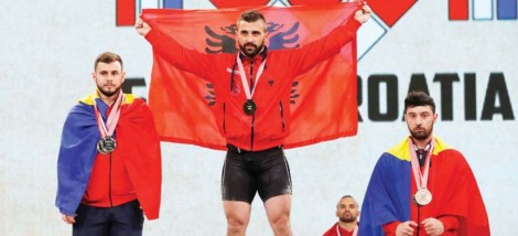 Daniel Godelli kampion Europe