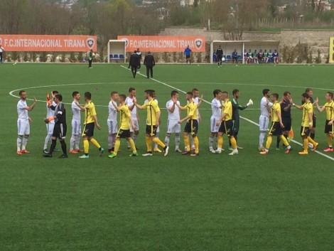 Dinamo - Elbasani 2