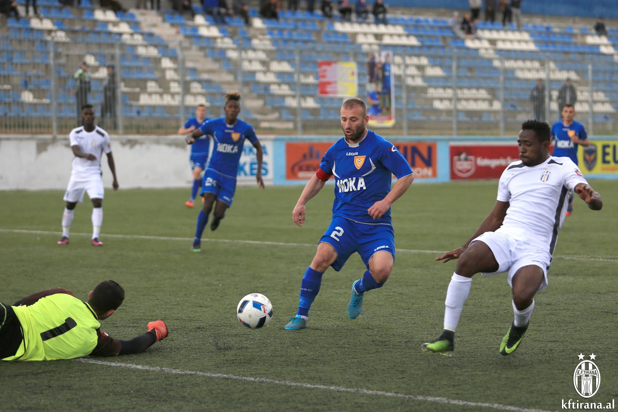 Smajli vs Tirana