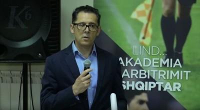 Sokol Jareci Akademia e Arbitrimit