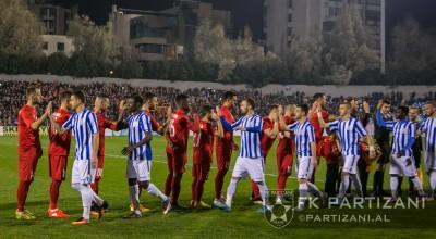 Tirana - Partizani