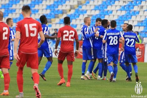 Tirana gol Beselidhjes