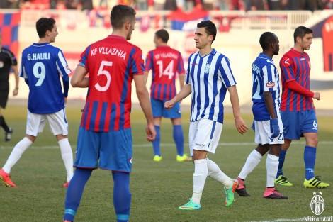Vllaznia vs Tirana