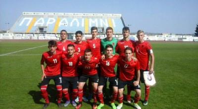 kombetarja u-17 shqiperia