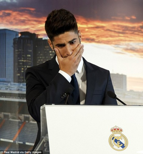 Asensio real