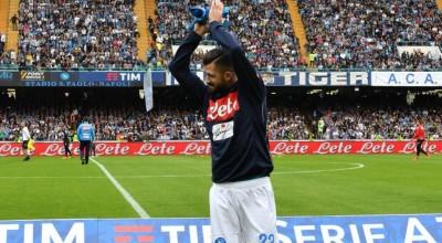 Hysaj 100 ndeshje me Napolin