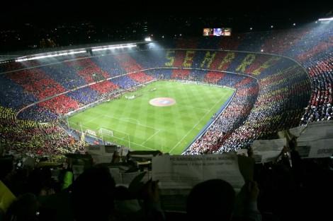Kamp Nou Barcelona