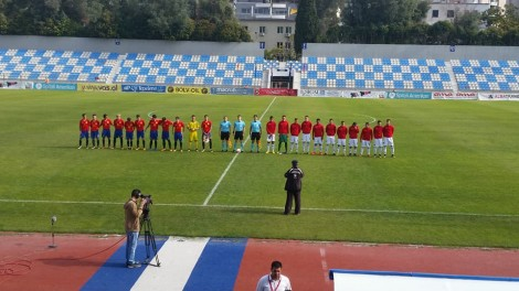 Shqiperi U17 vs Spanje U17