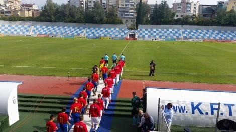 Shqiperi u17-Spanje u17