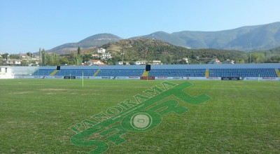 Stadiumi i Laçit