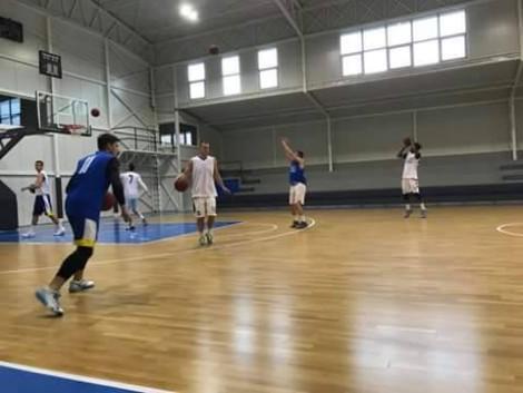 tirana basketboll