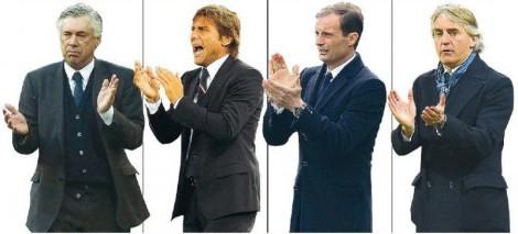 Kandidatët për stolin e Italisë