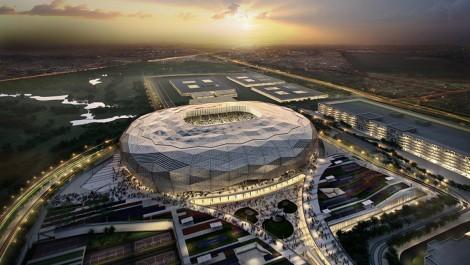 Katar projekti i nje stadiumi