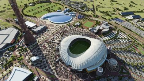 Stadiumi ne Katar