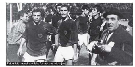 futbollistet jugosllave