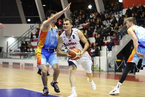 shqiperia basket