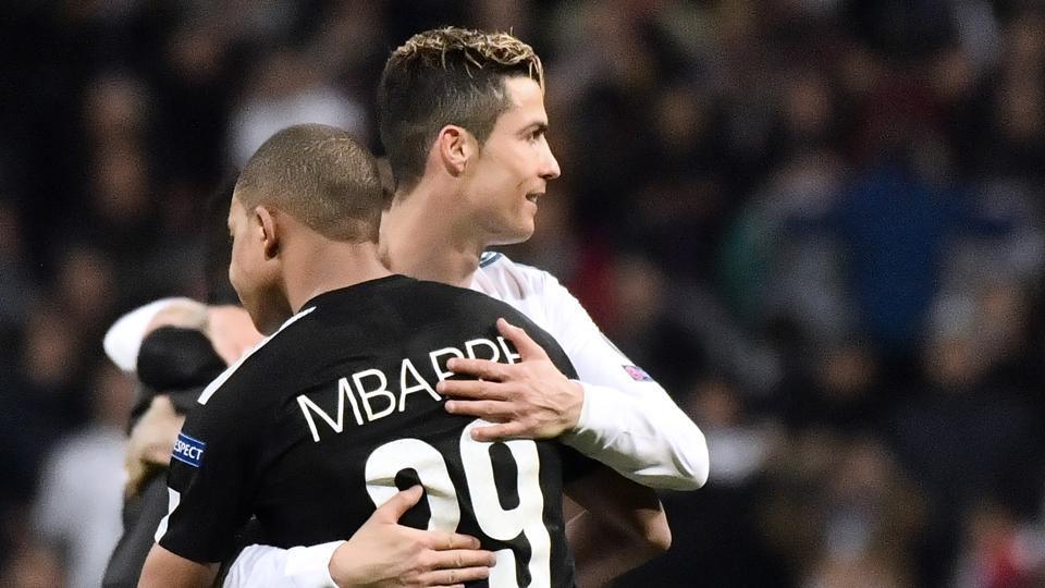 Ronaldo dhe Mbape