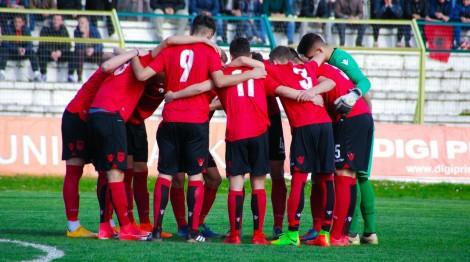 Shqiperia U19