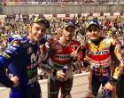 Moto GP ngre siparin me spektakël që në garën e parë, Rosi në podium