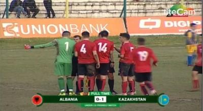 shqiperi kazakistan u 17