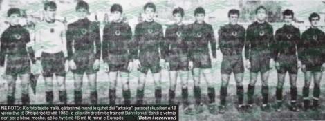 shqiperia 18 vjecaret 1982