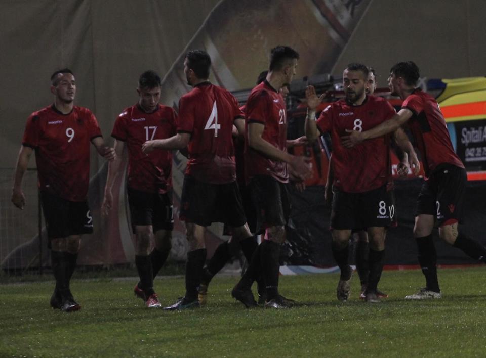 shqiperia u21