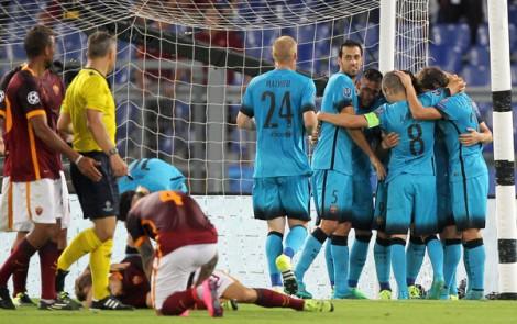 Luis+Suarez+Roma+v+FC+Barcelona+UEFA+Champions+-Vduh9peok3l