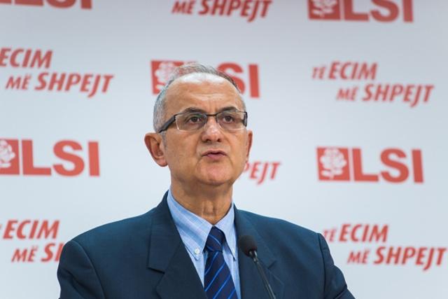 Petrit Vasili