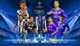 Juventus vs Real Madrid 2