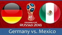 gjermani meksike