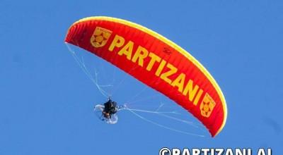 partizani parashute