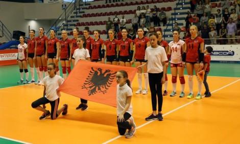 shqiperia volejboll