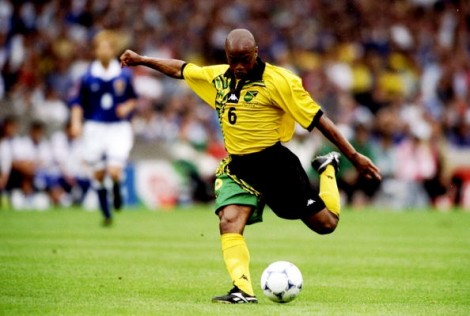 """Xhamajka në Botërorin """"Francë 1998"""""""
