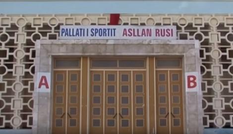 pallati i sportit asllan rusi