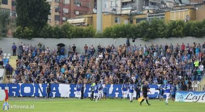 Tirana-fanatics