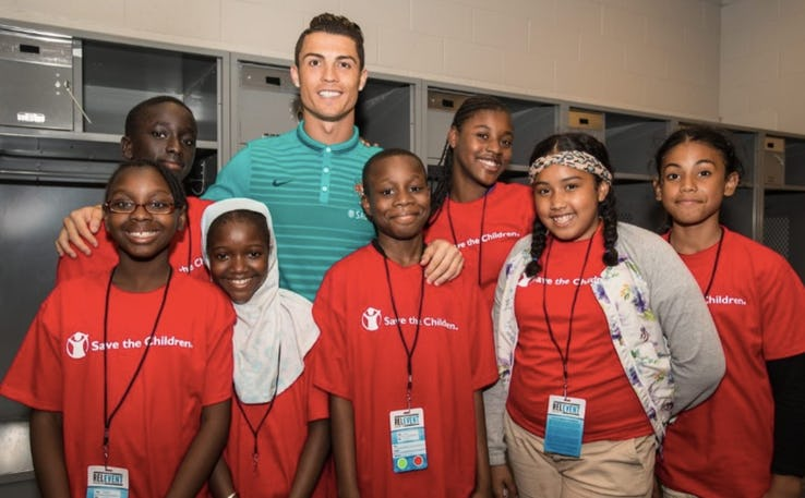 ron-save-the-children-all-about-cr7