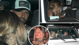 manchester-city-ace-sergio-aguero-heads-to-la-nightclub-in-140000-mercedes-g-class-with-tattooed-blonde-and-pals