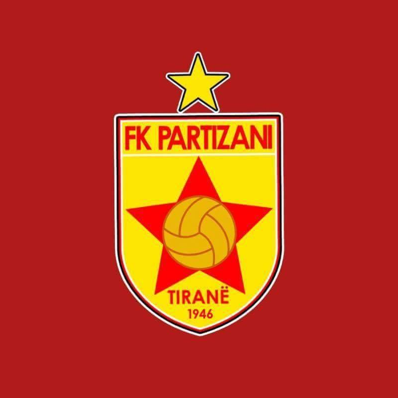 partizani logo