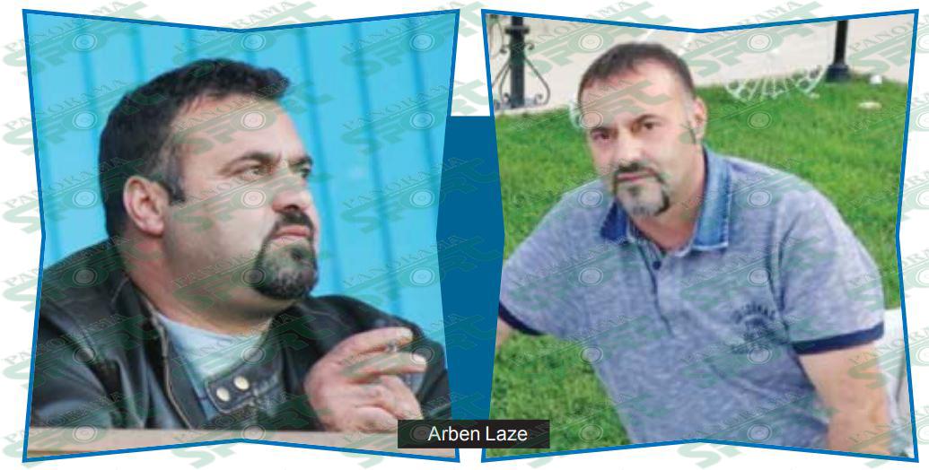 arben laze 10 year challenge