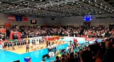 volejboll austri shqiperi