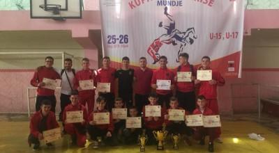 mundje kupa e shqiperise