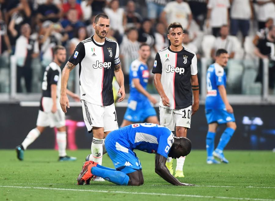 Serie A - Juventus v Napoli