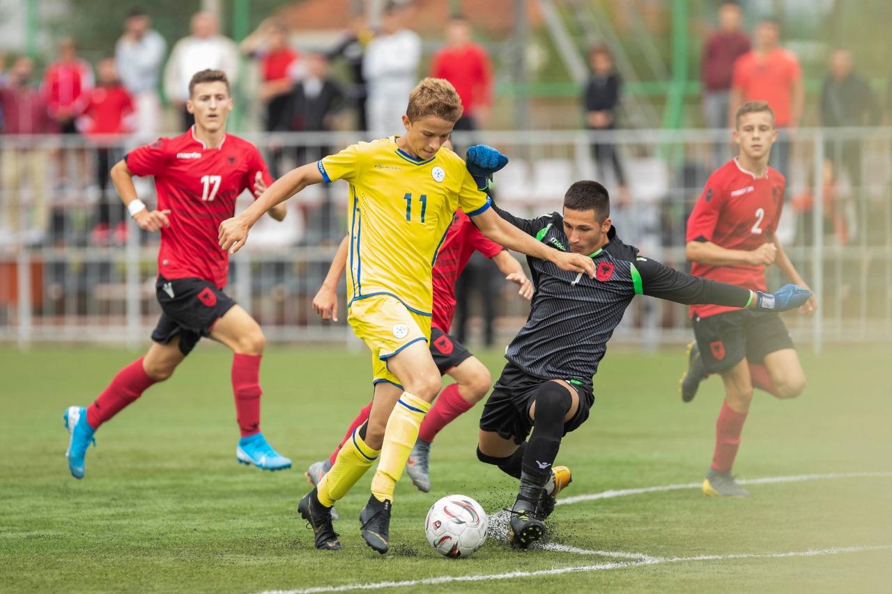 Shqiperi-Kosove U15