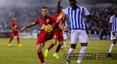 Trashi Partizani-Tirana