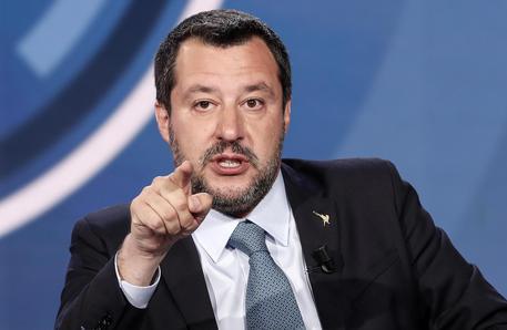 Italian Deputy Premier and Interior Minister, Matteo Salvini