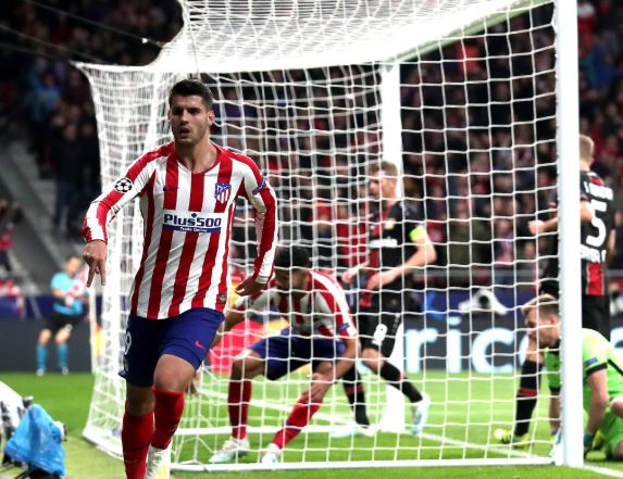 atletiko madrid morata
