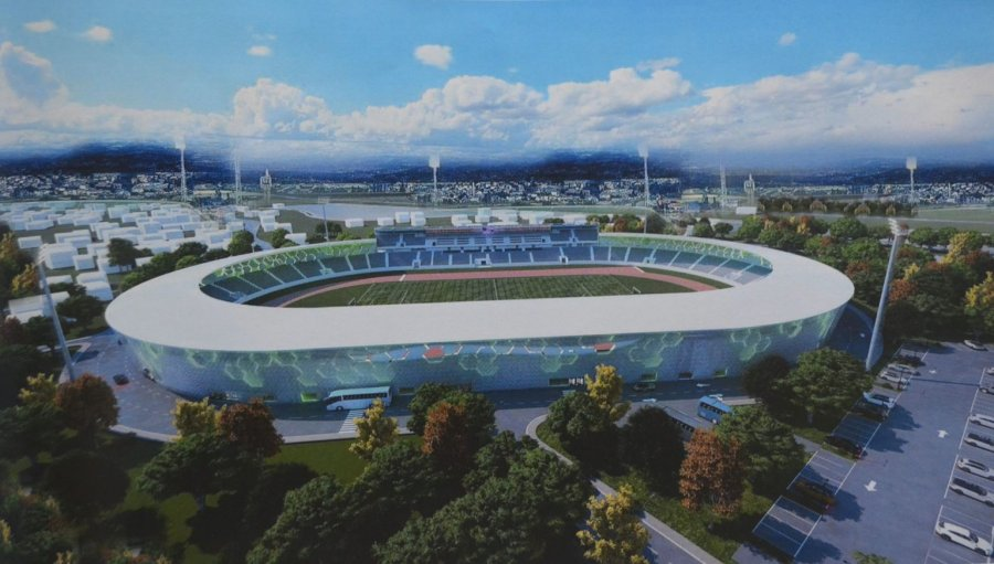 Stadiumi Kosove