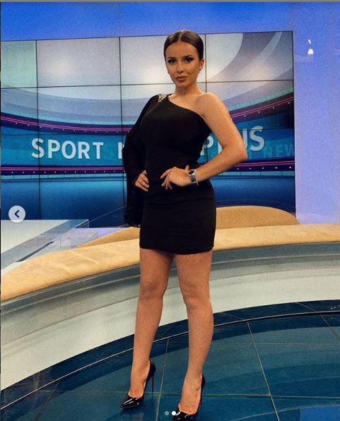 Daljana sport news plus